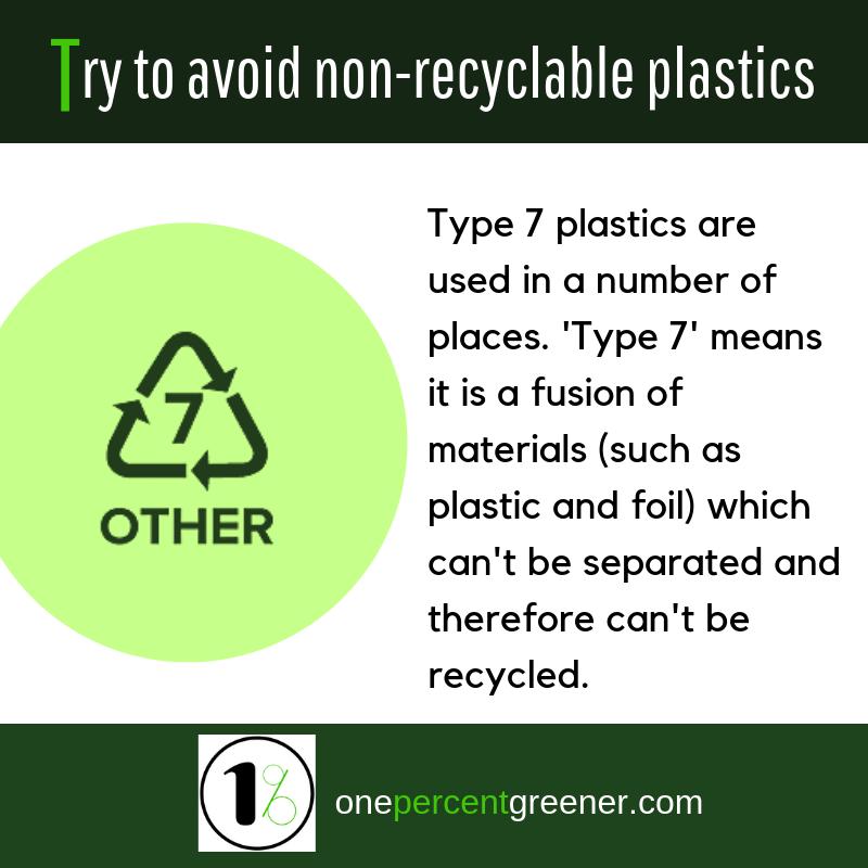 Type 7 plastics